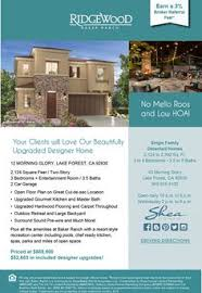 designer homes for sale new homes for sale in lake forest california earn a 25 000