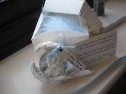 personalised decoration in loving memory of