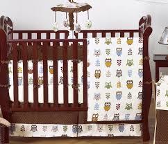 Crib Bedding Owls Owl Baby Bedding 9 Pc Crib Set Only 80 99