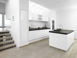 kitchen white and black scandinavian kitchen design trends 2016