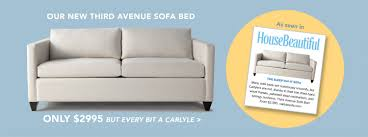 Custom Sofas Sofa Beds Sectionals Chair Beds Daybeds Carlyle - Carlyle sofas 2