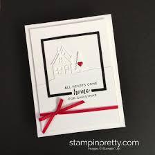 create a simple card using hometown greetings edgelits