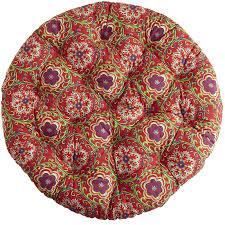 Leather Papasan Cushion by Piper Red Papasan Cushion Pier 1 Imports