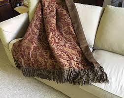 luxurious and plush upscale throw blankets by alexsattic on etsy