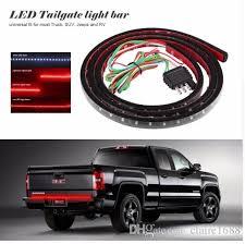 led backup light bar 60 flexible led light strip tail bar backup reverse brake tail turn