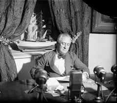 Fdr Oval Office by The Fireside Chats Roosevelt U0027s Radio Talks White House