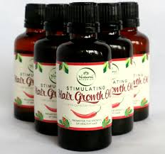 natural nigerian stimulating hair growth oil with capiscum