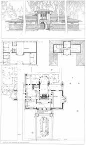 Frank Lloyd Wright Floor Plan Drawings And Plans Of Frank Lloyd Wright