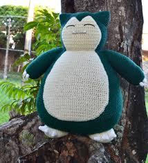 free crochet snorlax pattern pillow sized crochet