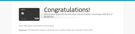 uber visa credit card data points thread for appro myfico