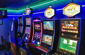 Game rooms video gaming