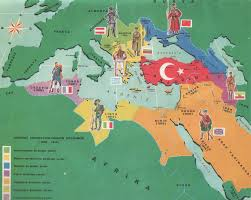 Map Of Ottoman Empire Map Of Ottoman Empire With Facts Istanbul Tour Guide