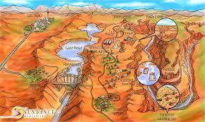 Grand Canyon Maps Las Vegas Grand Canyon Map Virginia Incredible And To World Maps