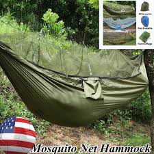 double person travel outdoor camping tent hanging hammock bed with