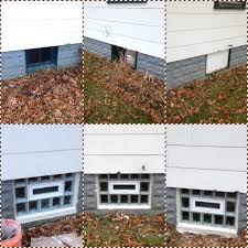 Plastic Vapor Barrier Lowes by Foundation Vents Covers Ideas Abs Plastic Manual Vent In Black