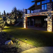 your guide to smart outdoor lighting for home landscape with