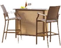 Patio Bar Tables Patio Bar Furniture You Ll Wayfair