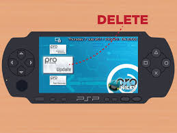 simple ways to hack a playstation portable wikihow