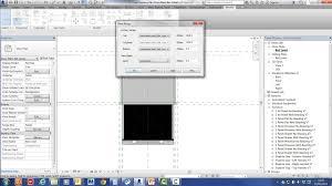 revit tutorial view range view range in family editor youtube