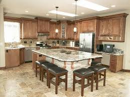 granite kitchen island with seating lincoln city house rental fully equipped gourmet kitchen with a