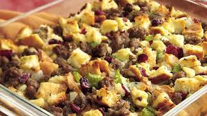 sausage and cranberry baked recipe bettycrocker