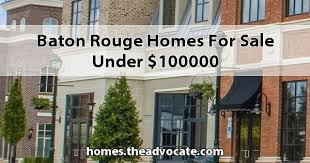 1 Bedroom Apartments For Rent In Baton Rouge Rouge Homes For Sale Under 100000