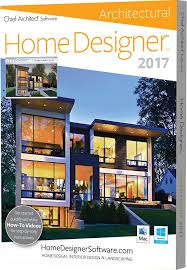 3d Home Design And Landscape Software by Home Designer Architectural 2017 Pc Mac Amazon Co Uk Software
