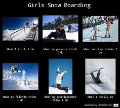 Snowboarding Memes - for the first episode of more than you think olivia anreozzi emily