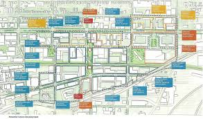 St Louis Metro Map by Site Development Begins In Cortex Plans For St Louis Metallizing