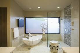 bathroom tv ideas the amazing invention waterproof bathroom tv gaming tips