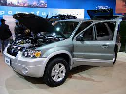Ford Escape Hybrid Mpg - 2006 ford escape hybrid photos and wallpapers trueautosite