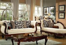 Living Room  Victorian Style Living Room Furniture Sale Luxury - Victorian living room set