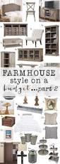 farmhouse style on a budget part 2 house of hargrove