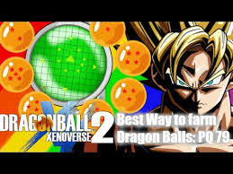 dragon ball xenoverse 2 farm dragon balls pq 79