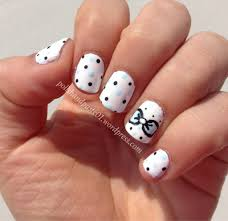 nail design with bows choice image nail art designs