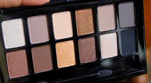 maybelline the eyeshadow palette review swatch photosbe