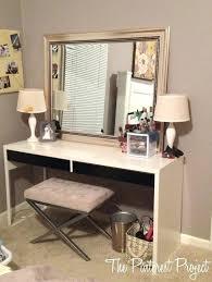 Diy Vanity Desk Diy Vanity Desk I Diy Vanity Table With Drawers Salmaun Me