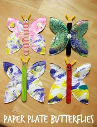 261 best butterfly arts and crafts for images on