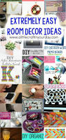 best 25 easy diy room decor ideas on pinterest diy diy bedroom