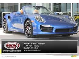 navy blue porsche convertible 2015 sapphire blue metallic porsche 911 turbo cabriolet 105213092