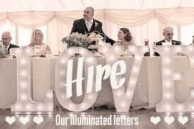 wedding hire vintage wedding hire of lights retro signs and props norfolk