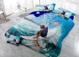 Surfing Bedding Sets Funk N Surfing Bedding Set Funkthishouse