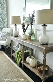 entry way table decor console table decor entryway table decoration ideas alluring foyer