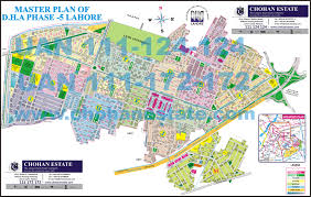 Islamabad Map Maps Lahore Dha Phase1 2 3 4 5 6 7 8 9 Prism Model Town