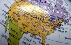 united states globe map us map on globe major tourist attractions maps
