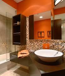 orange bathroom ideas 22 modern interior design ideas blending brown and orange colors