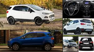 ford ecosport 2016 pictures information u0026 specs