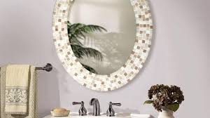 Decorating Ideas For Bathroom Mirrors Awesome Best 25 Frame Bathroom Mirrors Ideas On Pinterest Framed