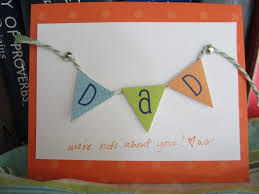 dad card ideas dads love homemade cards write click scrapbook