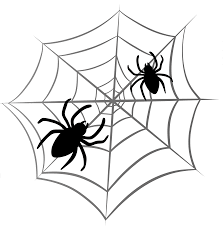 halloween wreath transparent background spider web clipart no background collection